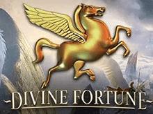 Игровой автомат на деньги в казино Чемпион Divine Fortune