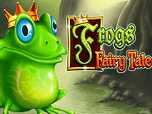 Виртуальный автомат без регистрации Frogs Fairy Tale