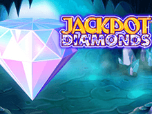 Jackpot Diamonds от Novomatic: онлайн-аппарат на реальные средства