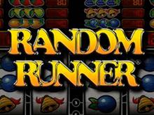 Виртуальный клуб Вулкан Делюкс зовет играть в автомат Random Runner
