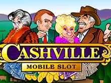 Максимально высокие награды для азартных игроков в слоте Cashville
