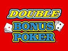 Высокие шансы на победу в Double Double Bonus Poker