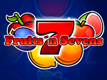 Fruits And Sevens: интересный классический автомат от Novomatic