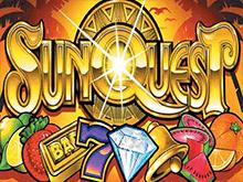 Гарантированные выплаты в слоте Sunquest