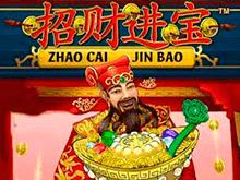 Виртуальный автомат с хорошими выплатами Zhao Cai Jin Bao
